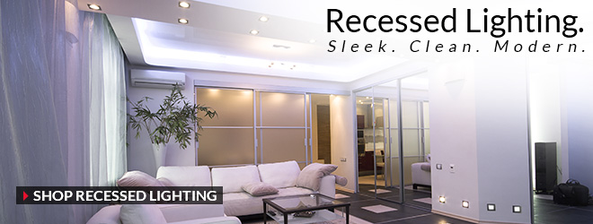 We offer a wide variety of Recessed Housings, Trims, and Retrofits for New Construction and Remodels