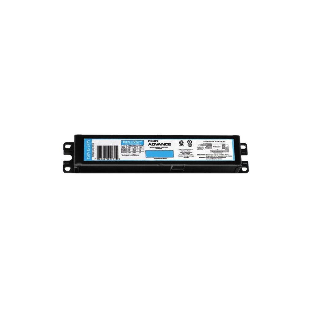Advance ICN-4P32-N démarrage instantané ballast électronique 120 V à 277 V 30 Pack
