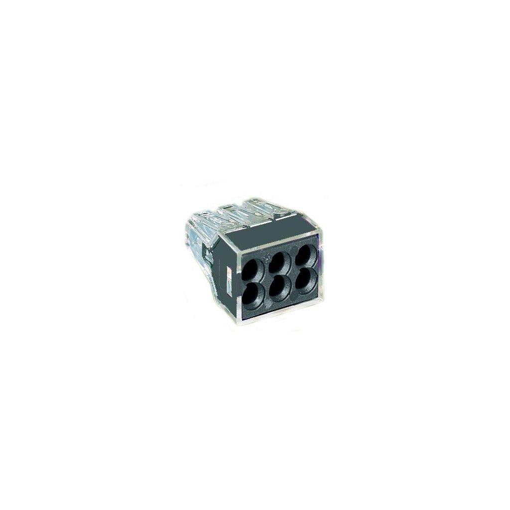 Dottie DRC50 Thermoplastic Non-Metallic Cable Connector 1//2 Inch